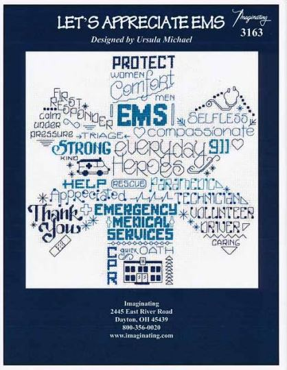 click here to view larger image of Let's Appreciate EMS (chart)