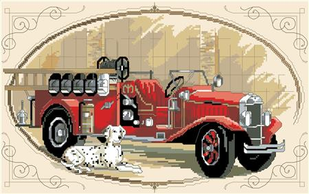 click here to view larger image of Fire Engine (chart)