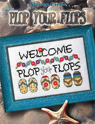 click here to view larger image of Plop Your Flops (chart)