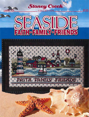 click here to view larger image of Seaside Faith Family Friends (chart)