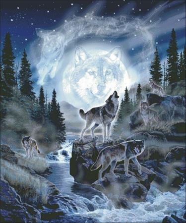 click here to view larger image of Moon Wolf (chart)