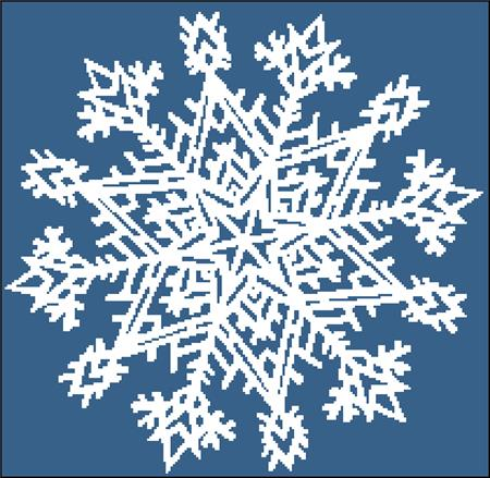click here to view larger image of Snowflake 1 (chart)