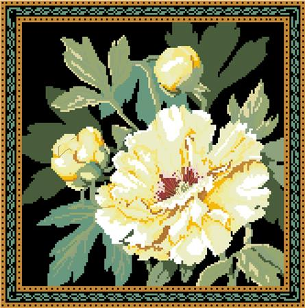 click here to view larger image of Tree Peony (chart)