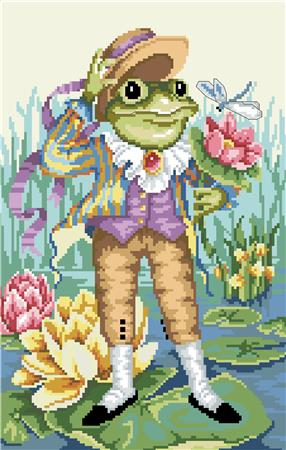 click here to view larger image of Mr Frog Goes a Courting (chart)