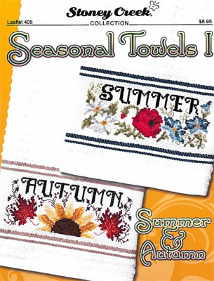 click here to view larger image of Seasonal Towels I (chart)