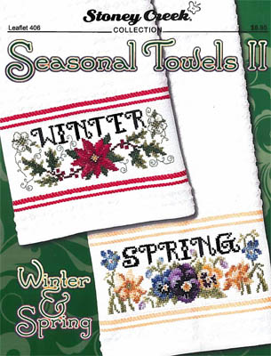 click here to view larger image of Seasonal Towels II (chart)