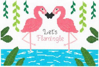 click here to view larger image of Let's Flamingle (chart)