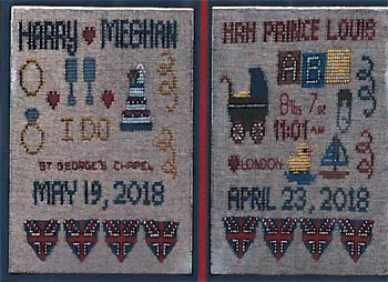 click here to view larger image of  Royal Sampler Duo (chart)