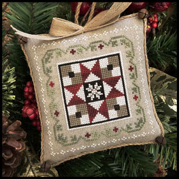 click here to view larger image of Farmhouse Christmas 5 - Grandma's Quilt (chart)