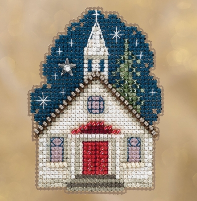 click here to view larger image of Sunday Night (2018) (counted cross stitch kit)