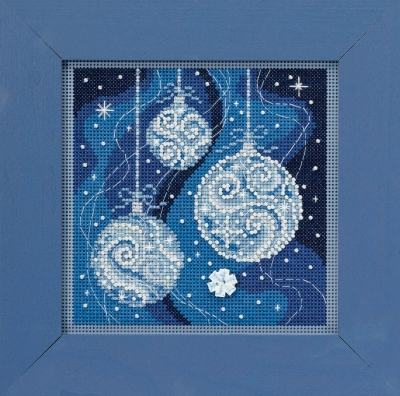 click here to view larger image of Ornament Elegance (2018) (counted cross stitch kit)