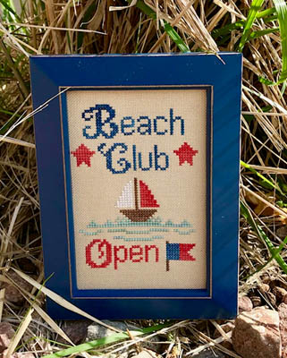 click here to view larger image of Beach Club (chart)