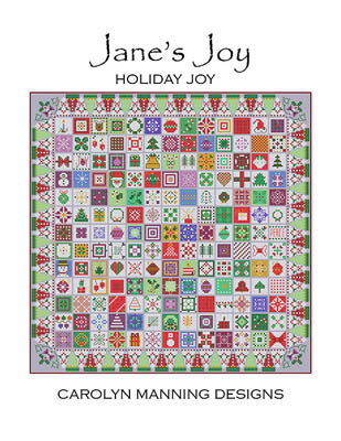 Janes's Joy - Holiday Joy - click here for more details about chart