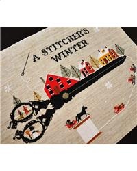 Stitchers Winter, A - click here for more details about chart