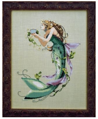 click here to view larger image of Queen Mermaid, The (Limited Edition) (only one per customer) (chart)