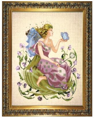 click here to view larger image of Butterfly Fairy (Limited Edition) (only one per customer) (chart)
