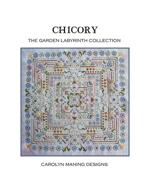 click here to view larger image of Chicory (Garden Labyrinth Collection) (chart)