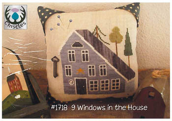 click here to view larger image of 9 Windows In The House (chart)