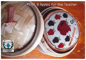 click here to view larger image of 8 Apples For The Teacher (chart)