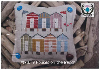 click here to view larger image of 7 Houses On The Beach (chart)