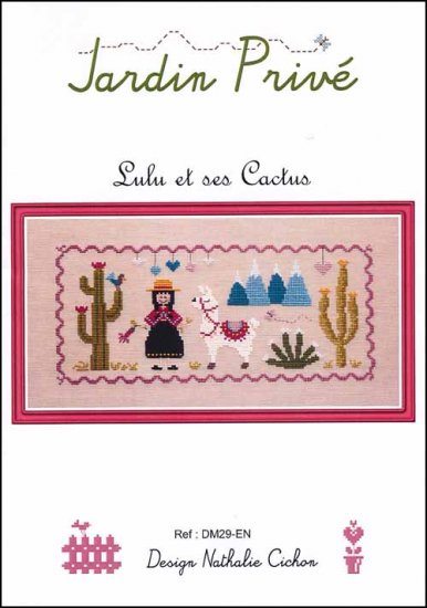 click here to view larger image of Lulu Et Ses Cactus (chart)