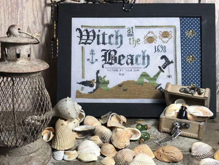 click here to view larger image of Witch At The Beach (chart)