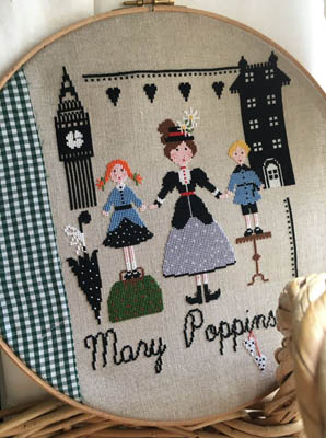 click here to view larger image of Mary Poppins (chart)