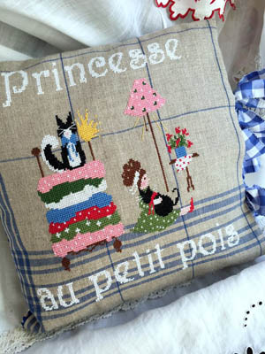 click here to view larger image of Princesse Au Petit Pois (chart)