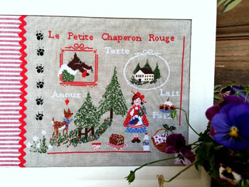 click here to view larger image of Petit Chaperon Rouge (chart)