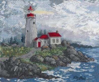 click here to view larger image of Fundy Head Light (chart)
