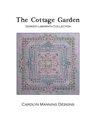click here to view larger image of Cottage Garden, The (chart)