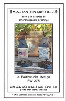 click here to view larger image of Mini Lantern Greetings BK 5 (chart)