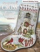 click here to view larger image of Summer 2018 - Stoney Creek Cross Stitch Magazine (magazines)