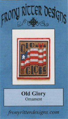 click here to view larger image of Old Glory (chart)