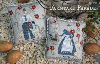click here to view larger image of Farmyard Parade (chart)