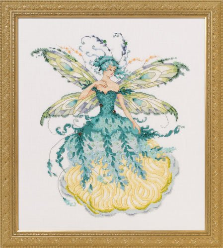 click here to view larger image of March Aquamarine Fairy (chart)