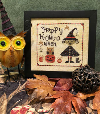 click here to view larger image of Happy-Owl-O-Ween (chart)