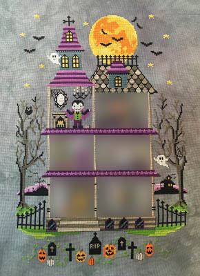click here to view larger image of Haunted Mansion - Part 2 (chart)