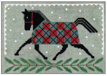 click here to view larger image of Horse Country Holiday (chart)