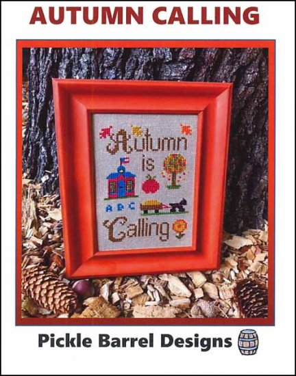 click here to view larger image of Autumn Calling (chart)