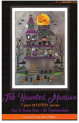 click here to view larger image of Haunted Mansion - Part 5 (chart)