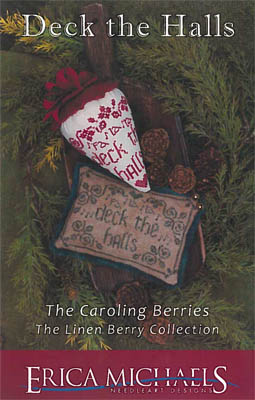 click here to view larger image of Deck The Halls - Caroling Berries (chart)