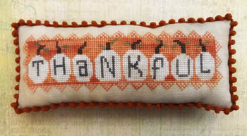 click here to view larger image of Thankful Pumpkins (chart)