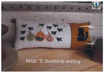click here to view larger image of 10 Blackbirds Waiting (chart)
