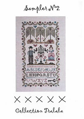 click here to view larger image of Sampler No 2 (chart)