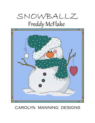 click here to view larger image of Freddy McFlake (Snowballz) (chart)