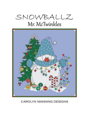 click here to view larger image of Mr. McTwinkles (Snowballz) (chart)