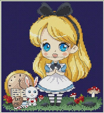 click here to view larger image of Alice (chart)