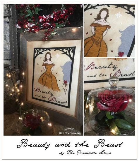 click here to view larger image of Beauty and the Beast (chart)