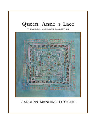 click here to view larger image of Queen Anne's Lace (Garden Labyrinth Collection) (chart)